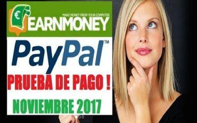 Como Ganar Dinero En Paypal Fácil Y Gratis