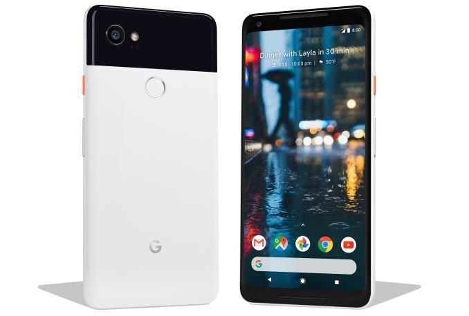 eSim en Google Pixel 2XL