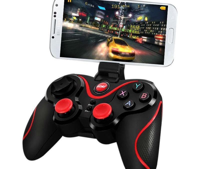 Gamepad para Android
