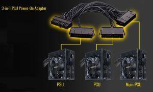 Hardware para minar funetes PSU