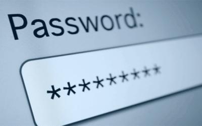 Seguridad y privacidad en la red: contraseñas