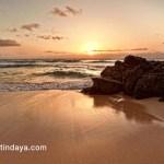 Playa del Burro o Playa Alzada