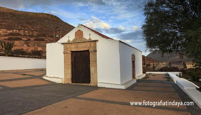 Ermita de San Juan Bautista - Vallebrón