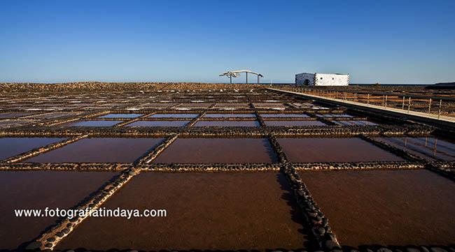 Las Salinas del Carmen, se tratan de las únicas salinas que aún se conservan en Fuerteventura, cuya primera cosecha se remonta al primer año del siglo XIX cuando adoptaban el nombre de Salinas de la Hondurilla. Están situadas en la costa de Antigua en Fuerteventura junto al asentamiento del Carmen.