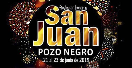 Fiestas en honor a San Juan - Pozo Negro