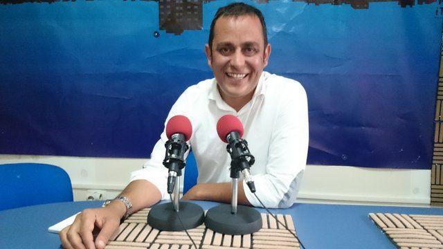 Blas Acosta candidato del Psoe al  Cabildo de Fuerteventura