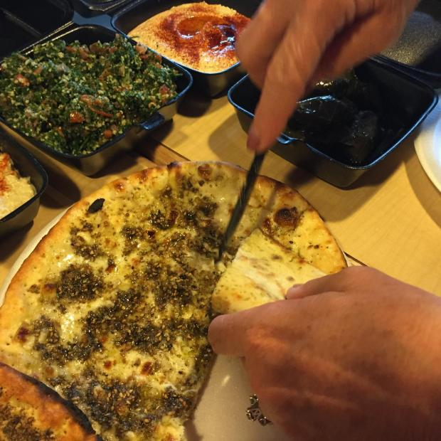 Fufu's Mideast Grill in Mission Grove Captures the Heart of Lebanese Cuisine