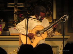 Celso Machado in der Jugendkirche Hamm 3
