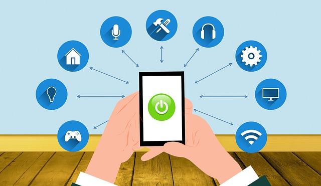 smarthome telefoon