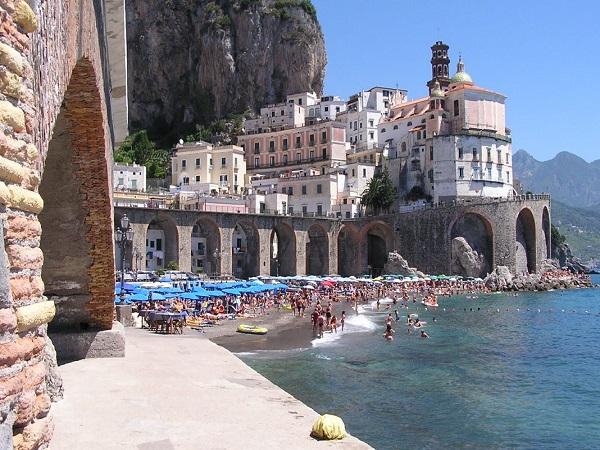 Atrani Itália