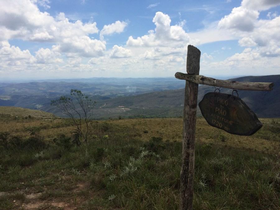 Pico do Pião Parque do Ibitipoca