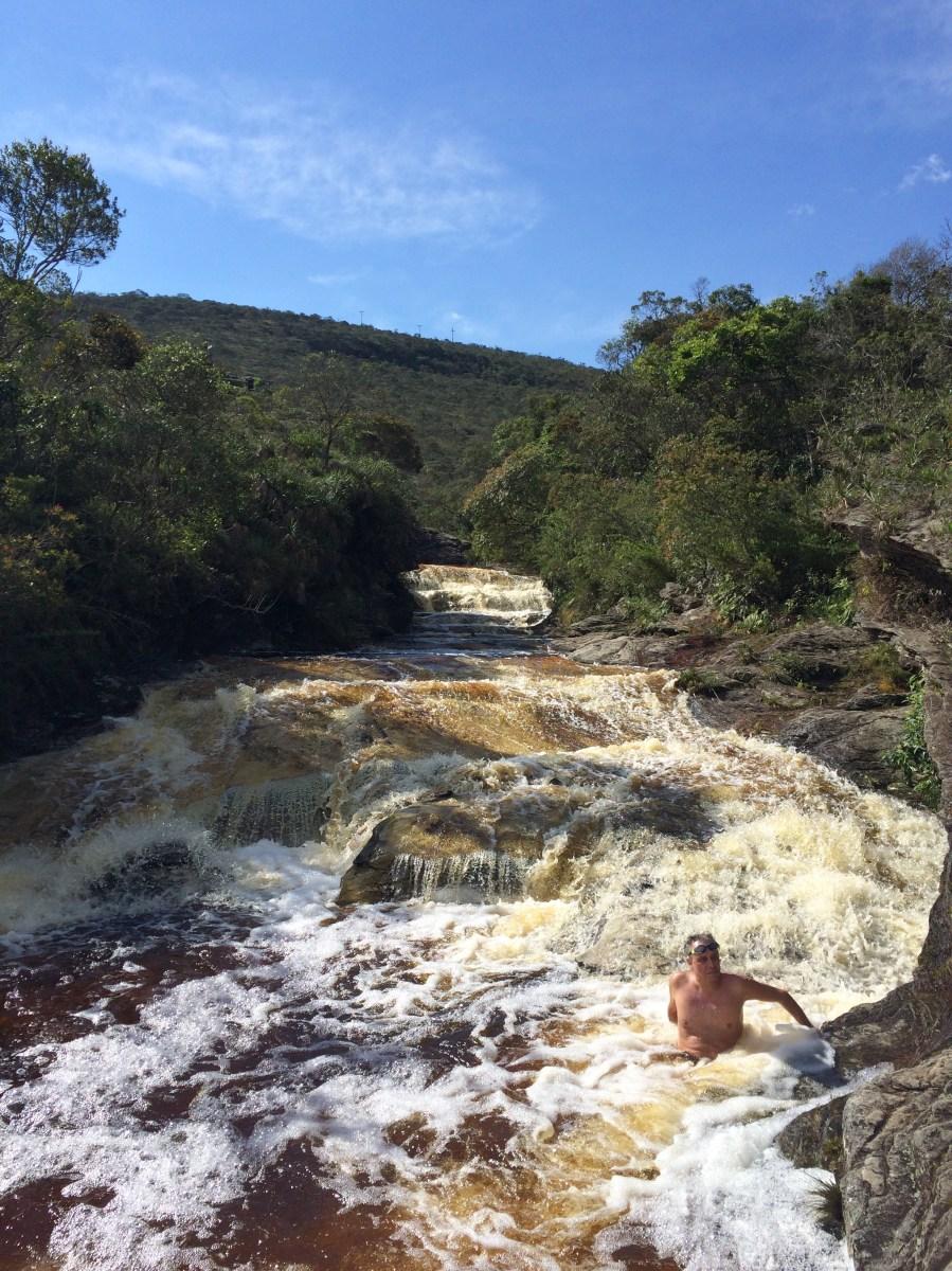 Cachoeira da Prainha Parque Estadual Ibitipoca