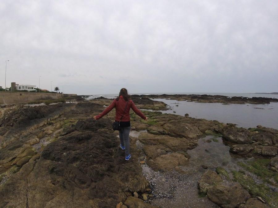 Passeando nas proximidades da Playa de Los Ingleses