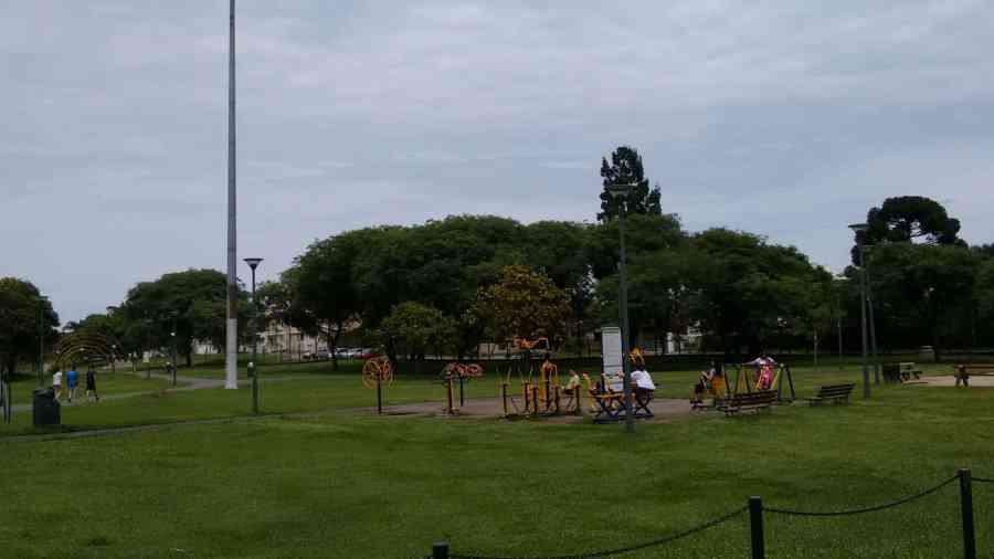 Curitiba - Parque Bacacheri