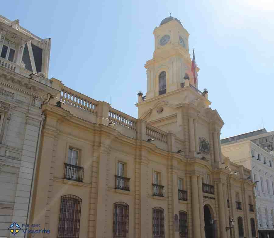 Museu Histórico Nacional Santiago