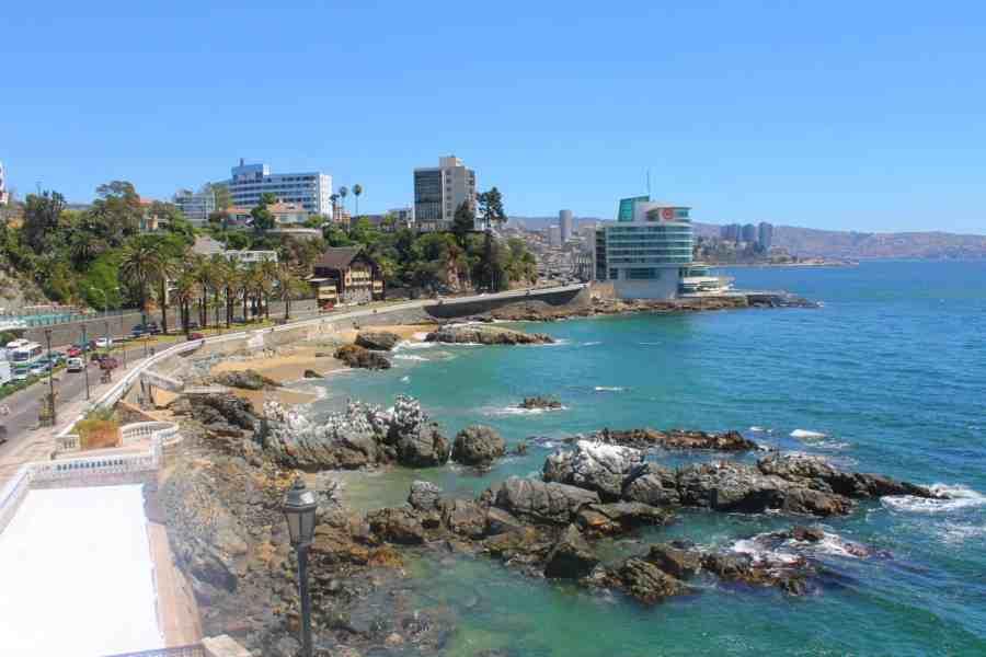 Viña del Mar e Valparaíso