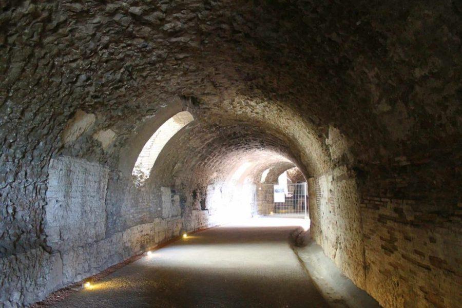 Tour Guiado pelos Subterrâneos e Terceiro Anel do Coliseu