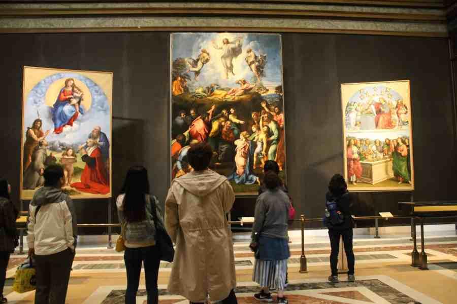 Museus do Vaticano - Pinacoteca