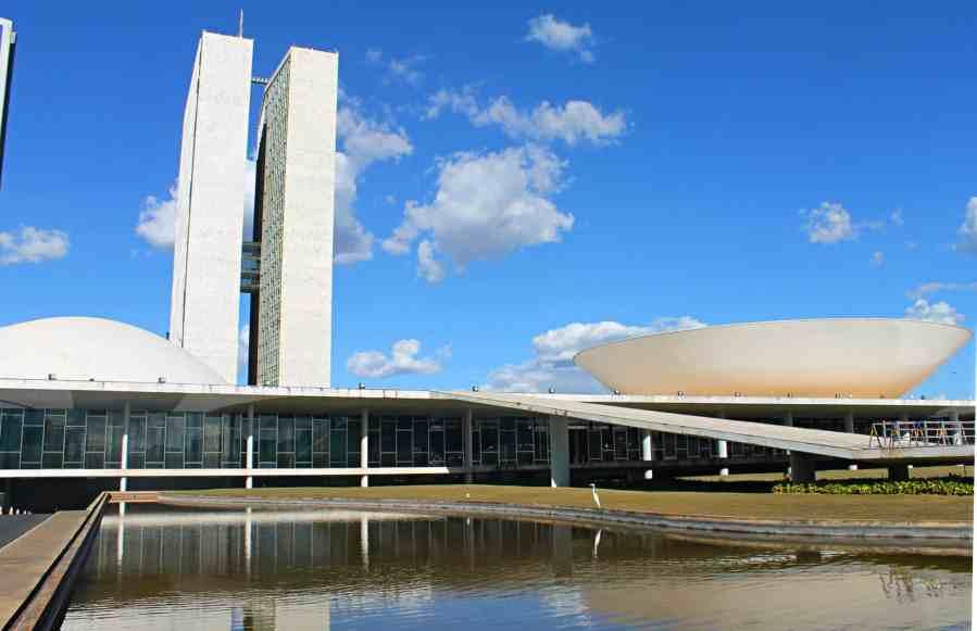 Visita Guiada ao Congresso Nacional
