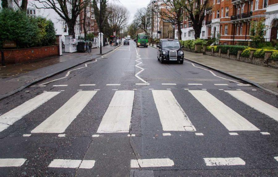 Abbey Road, Londres. Foto: Reprodução.