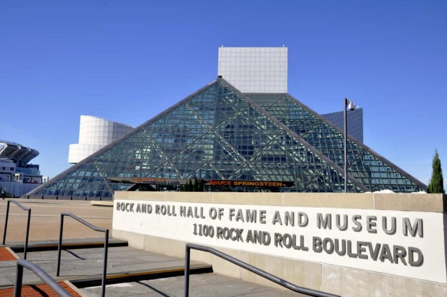Rock & Roll Hall of Fame, Cleveland. Foto: Reprodução.