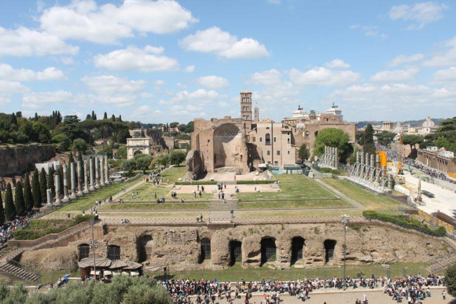 Fórum Romano e Palatino