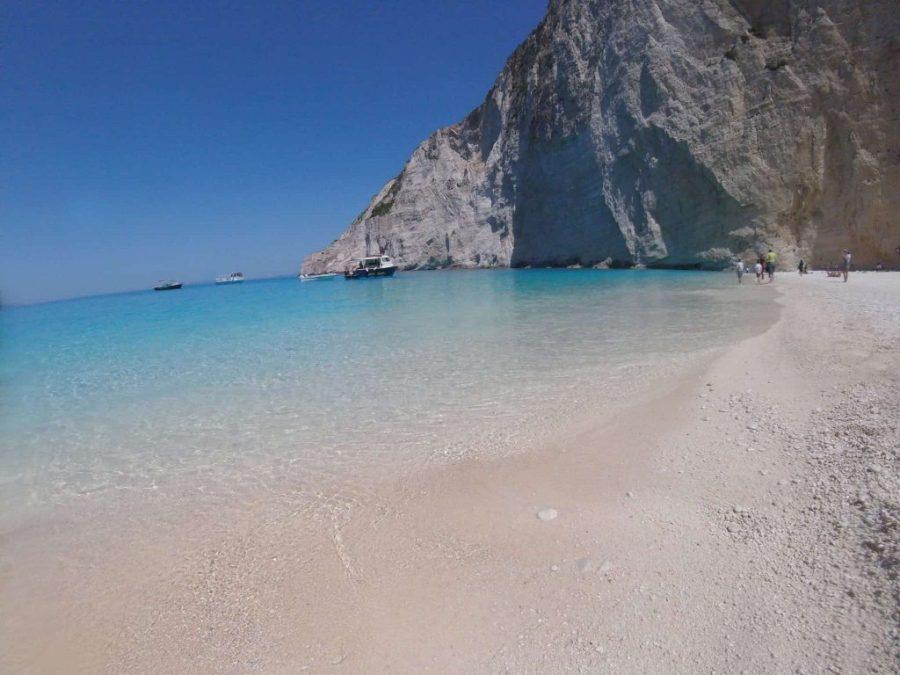 Navagio beach epanomi