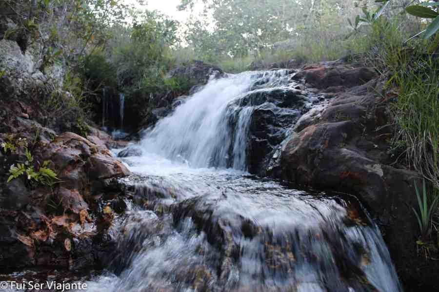 Cachoeira dos Cristais - Chapada dos Veadeiros