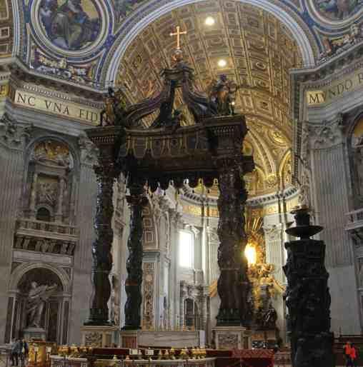 Igrejas de Roma - Basílica de São Pedro