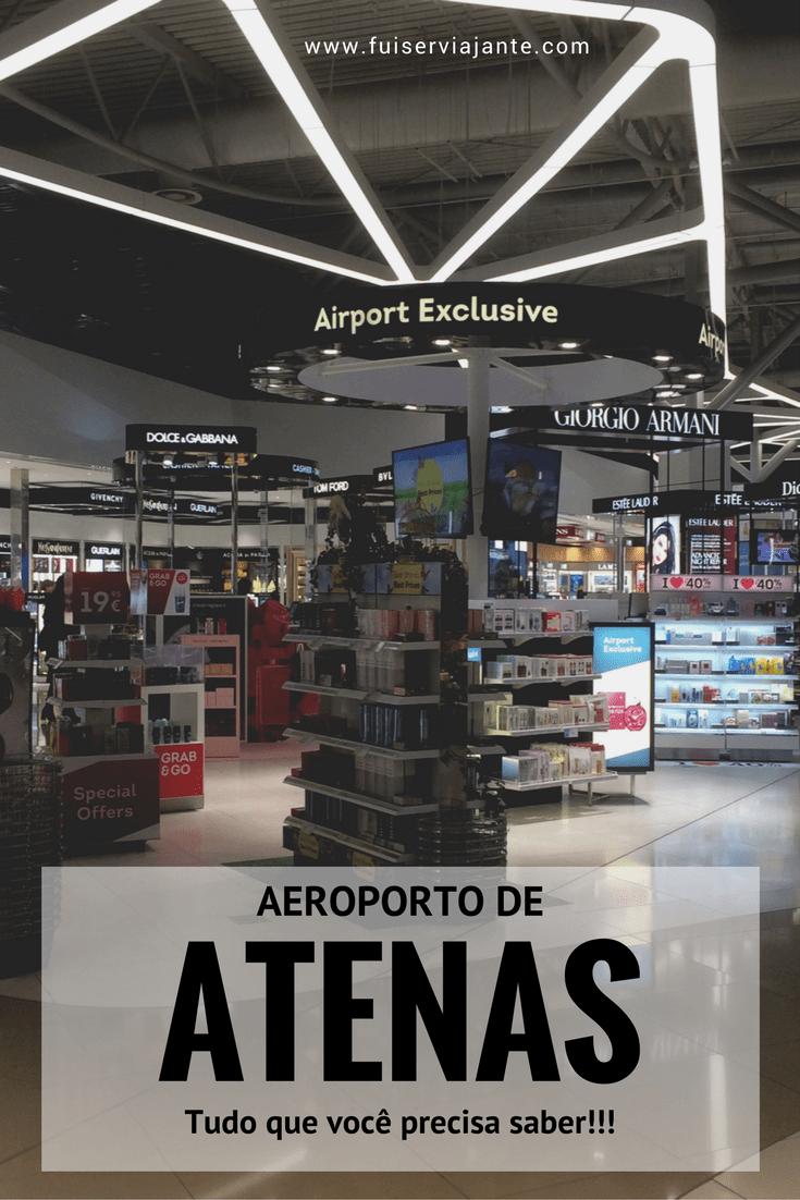 Aeroporto de Atenas - guia do viajante - todas as informações que você precisa saber sobre o mais importante aeroporto da Grécia