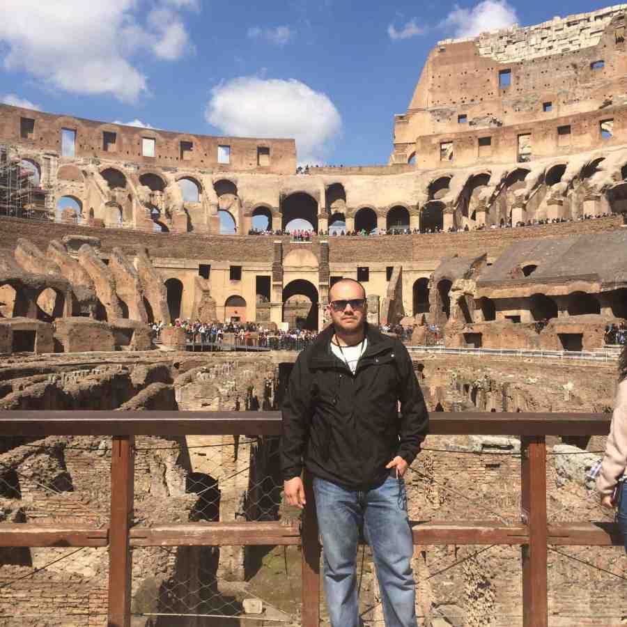 Coliseu de Roma - Roteiro de 3 dias em Roma