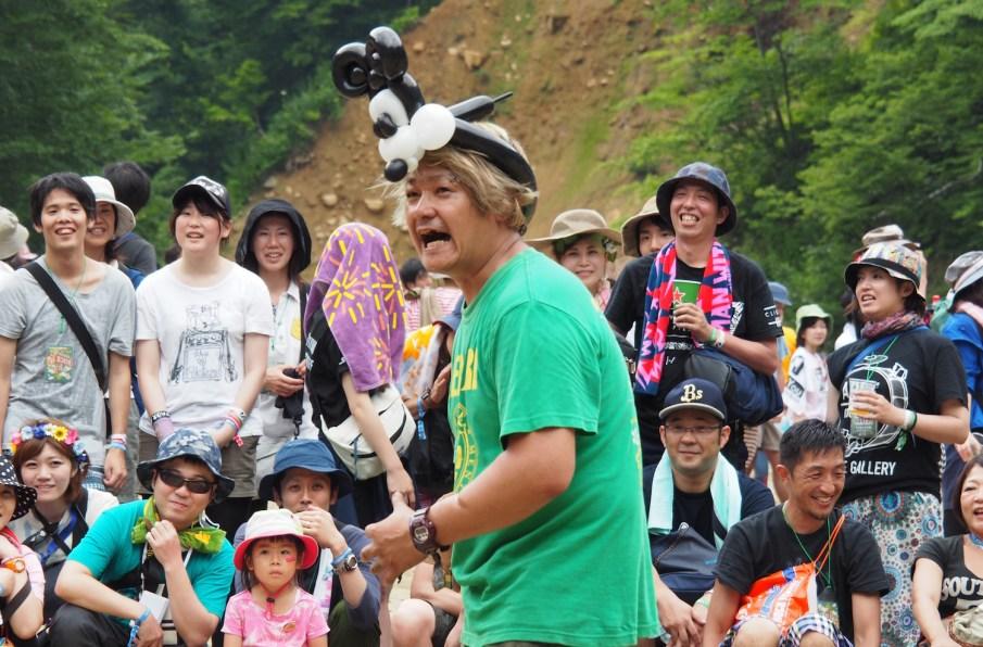 fuji rock sideshows