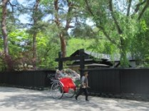 武家屋敷の夏