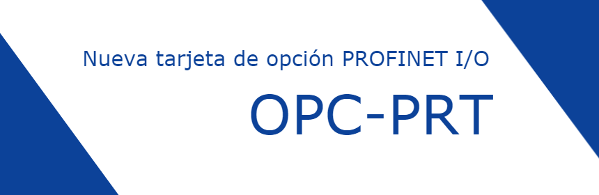 Tarjeta de opcion OPC-PRT
