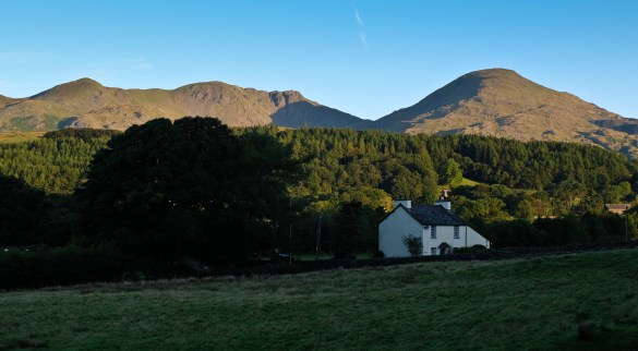 The old man and dow crag