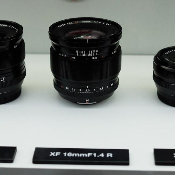 FUJINON XF16mmF1.4