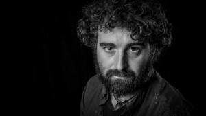 Portrait of Chris Hopkins. Photograph by Michael Coyne © 2016
