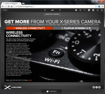 Get more from your X series