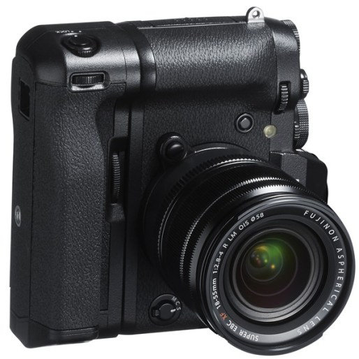 The Vertical Grip for the Fuji X-T1