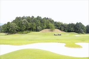 ゴルフスウィングの軌道