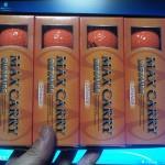 マックスキャリーオレンジボール