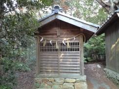 関山神社 奥の宮 秋葉社