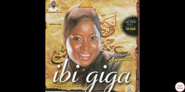 Aminat Ajao - Oba Giga