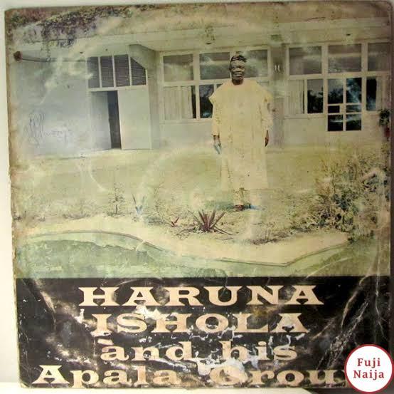 Haruna Ishola – Egbe Amuludun Ikenne