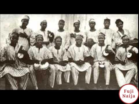 Haruna Ishola – Egbe Obanibasiri