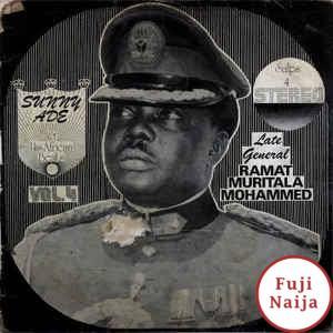King Sunny Ade – Ominu Nkomi (Ika To To Simu)