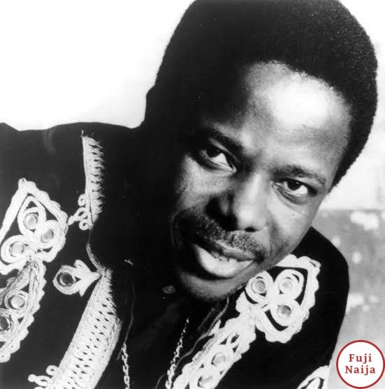 King Sunny Ade – Let Them Say