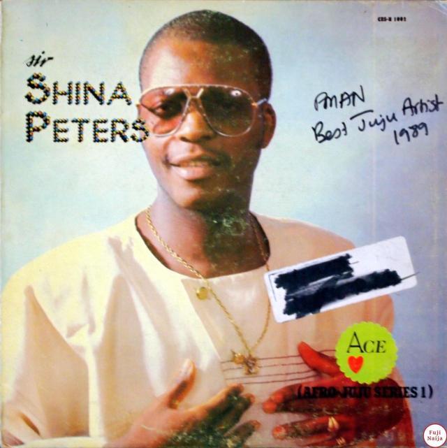 Shina Peters - Afro Juju