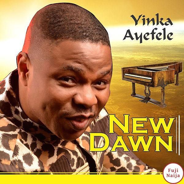 yinka ayefele new dawn
