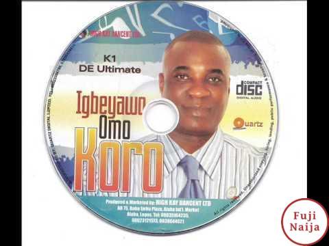 Wasiu Ayinde K1 – Igbeyawo Omo Koro